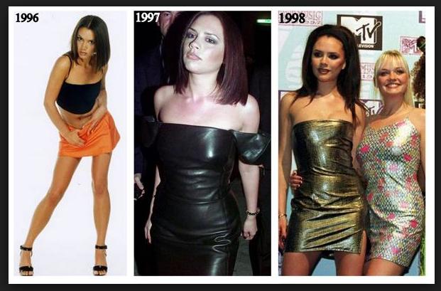 Spice Girls прошлое и настоящее перчинок  Блогер